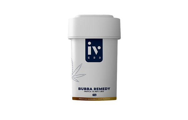 Bubba Remedy CBD Flower