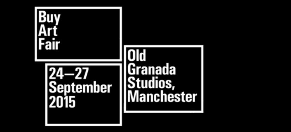 Dominic Vonbern, Manchester Art Fair 2015