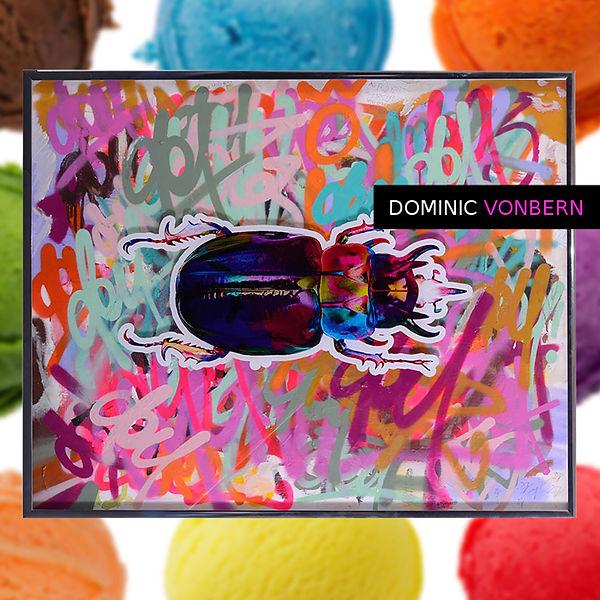 Dominic Vonbern Swiss Artist and designe