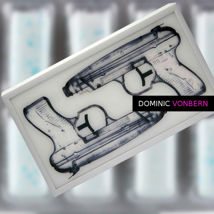 Dominic Vonbern-Swiss Artist-Water pistol art- Pistol art-Gun art-Street Art-Urban Art-Bang Bang 9