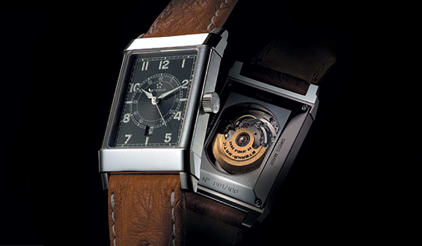 Eterna 1935 automatic Dominic Vonbern