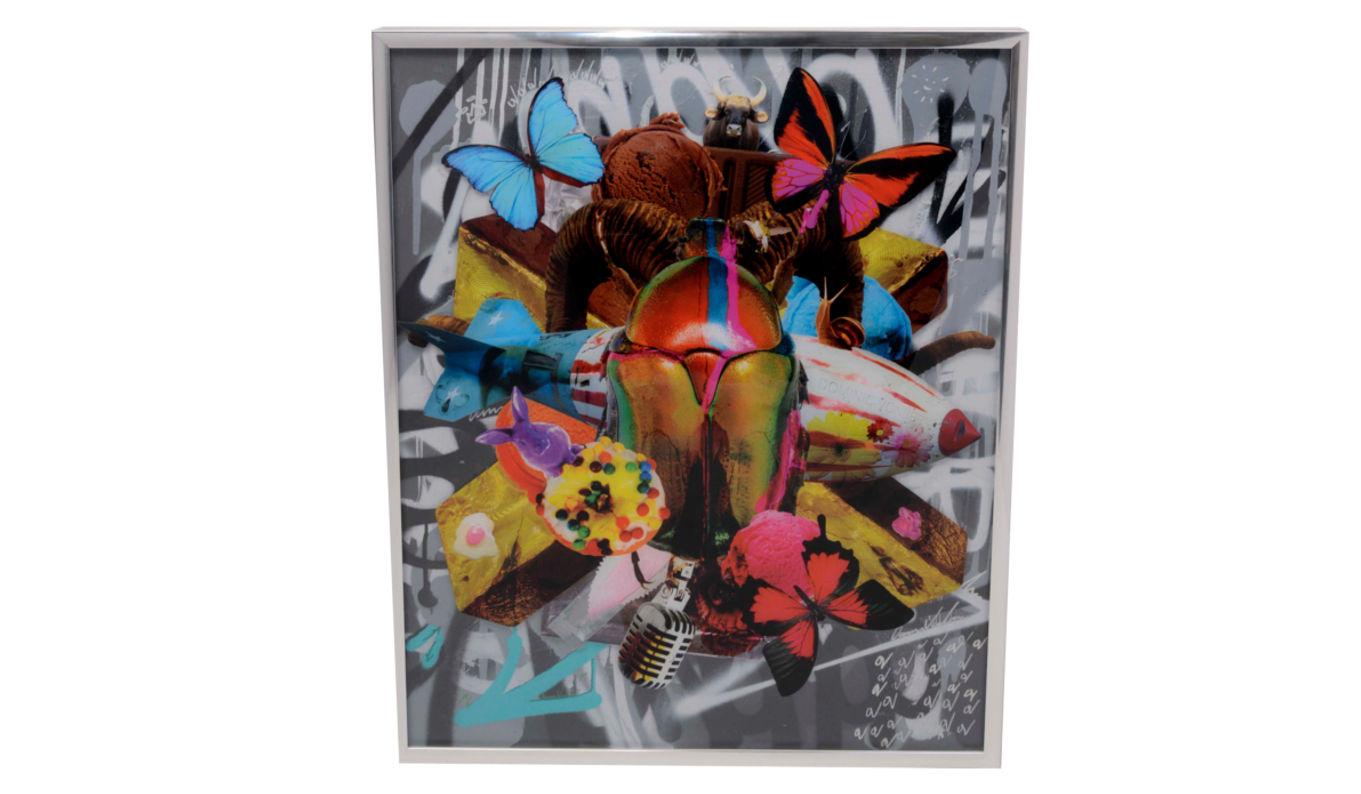 Dominic Vonbern Artwork A joyfull mess b