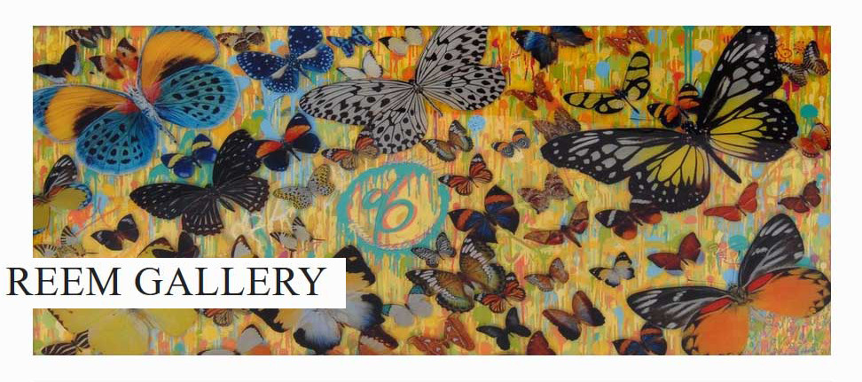 A new partnership with Reem Gallery