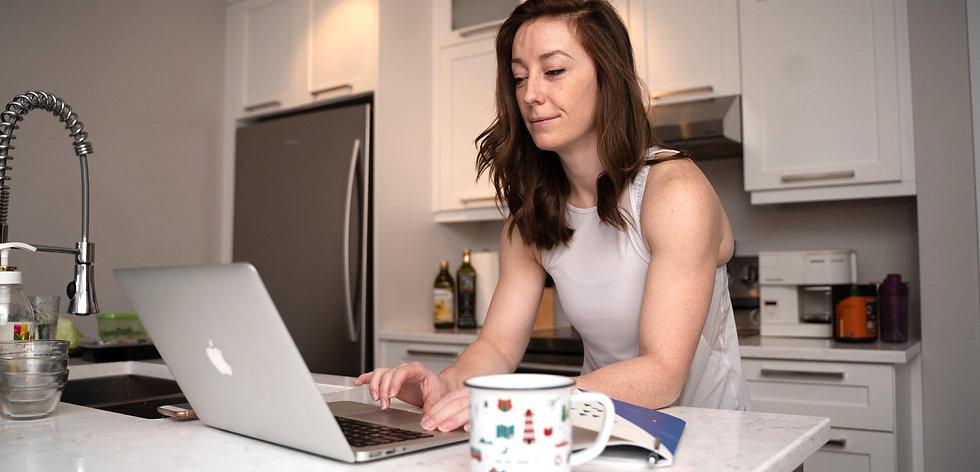 Online nutrition coach