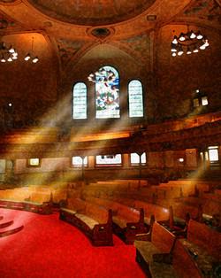 WATERCOLOR_Downtown church_.jpg