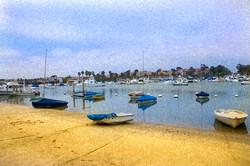 WATERCOLOR_newport boats 11 x14.jpg