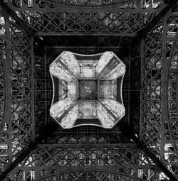 EUROPE_Carulli,Nick, Beneath the Eifel Tower.jpg