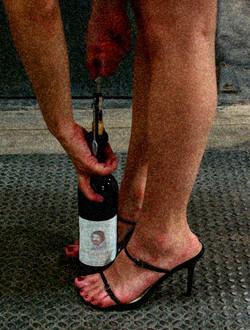 WATERCOLOR_high heel wine opener.jpg