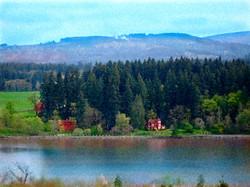 WATERCOLOR_lacamas lake 11x14.jpg