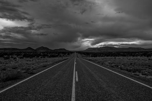 Road to Trementina by Carlo Armendariz.j