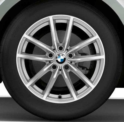 BMW Winterkompletträder V-Speiche Styling 778, 3er G20 G21 4er G22 RDCi