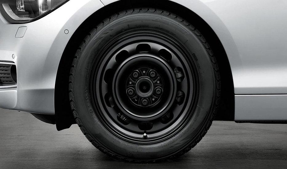 BMW Winterkompletträder Stahl 3er F30/F31 und 4er F36