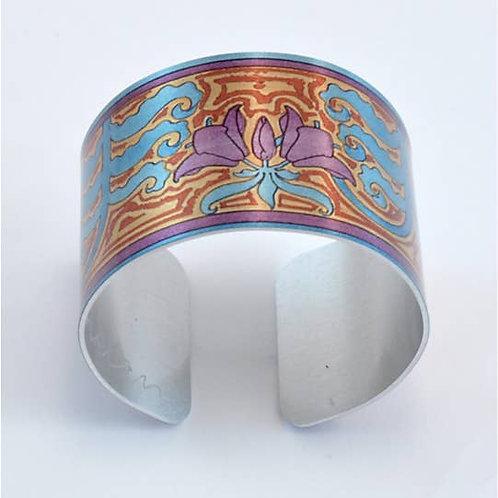 Museum Bracelet Cuff Wide - Grasset Crown Imperial