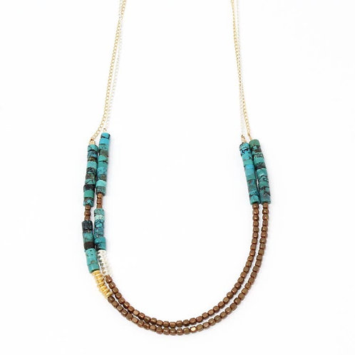 Earth-toned Necklace