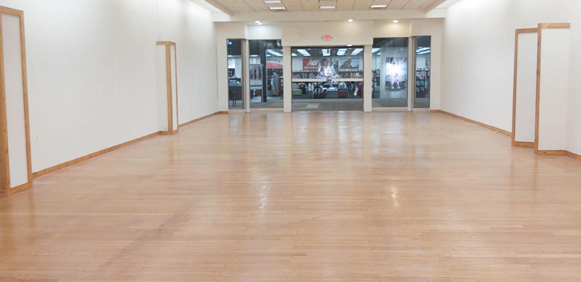 Full Sales Floor Back View