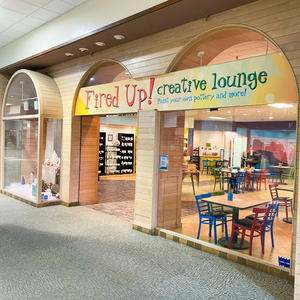Fired Up! Creative Lounge