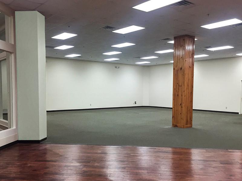 Carpet Sales Floor