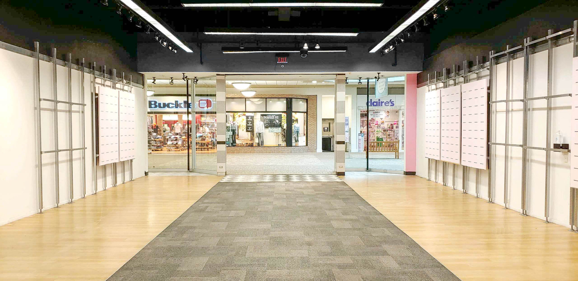 Sales Floor Back View