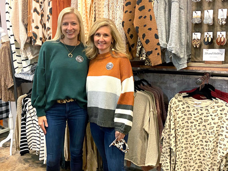 Meet The Merchant: 29 and Holding Boutique