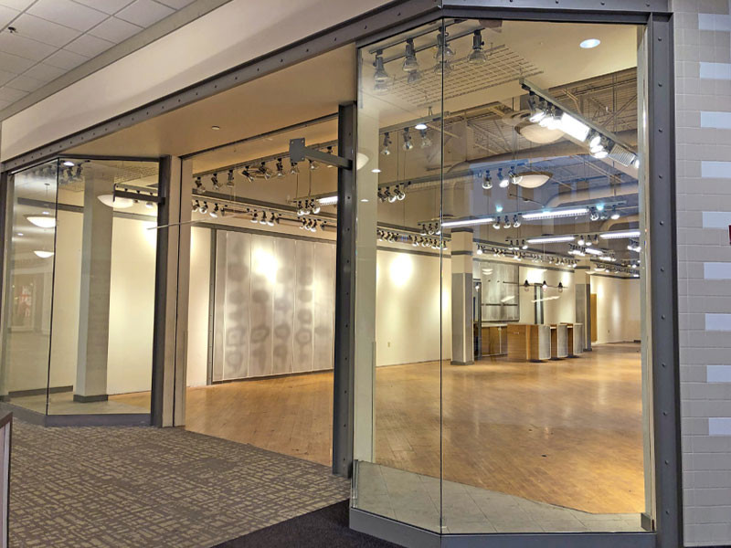 Front Sales Floor Area