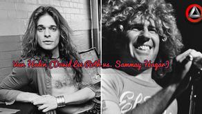Aroundtable.ca Podcast - Episode 10: Van Halen (David Lee Roth vs. Sammy Hagar)