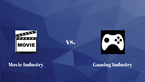 Movie Industry vs. Gaming Industry
