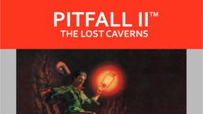 Pitfall II: The Lost Caverns (Atari 2600) Retro Review