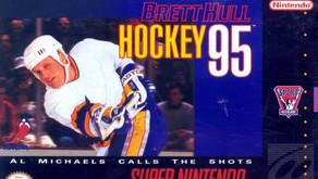 Brett Hull Hockey '95 (SNES) Retro Review