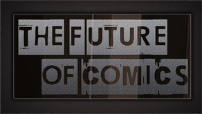 Aroundtable.ca Podcast - Episode 15: The Future of Comic Books