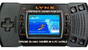 Corporate Gamer Podcast: Episode 20 - Mac Gaming in a PC World