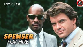 Retro T.V. Reviews: Spenser for Hire (1985) (Part 2: Cast)