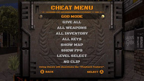 Cheat Codes in Games