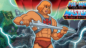 Cartoon Corner: He-Man and the Masters of the Universe (1983)
