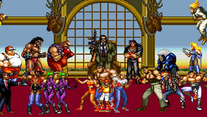 Streets of Rage 2 Review (XBOX 360)