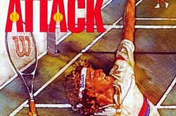 Racket Attack (NES) Review