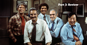 Retro T.V. Reviews: Barney Miller (1975) (Part 3 - Review)
