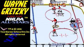 Wayne Gretzky and the NHLPA All-Stars (Sega Genesis)