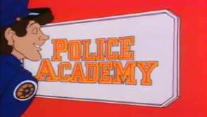 Cartoon Corner: Police Academy: The Series