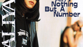 My Record Collection: Age Ain't Nothing But A Number - Aaliyah (1994)