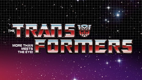 Cartoon Corner: The Transformers (TV Series) (1984)