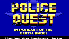 Police Quest (MS-DOS) Review