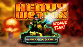 Heavy Weapon (XBOX One - XBOX 360 Compatibility Game)