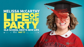 Life of the Party (2018) Movie Review