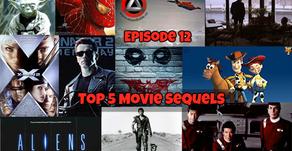 Aroundtable.ca Podcast - Episode 12 - Top 5 Movie Sequels