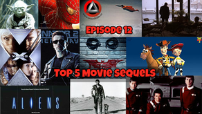 Aroundtable.ca Podcast - Episode 12 - Top 5 Movie Sequels