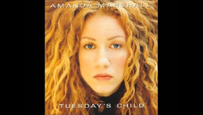 My Record Collection: Tuesday's Child - Amanda Marshall (1999)