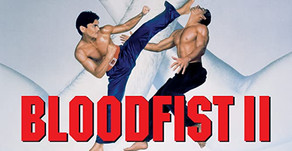 B-Movies of our Youth: Bloodfist II (1990) Review