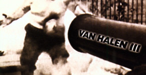 My Record Collection: Van Halen III - Van Halen (1998)
