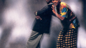 My Record Collection: And in This Corner... - DJ Jazzy Jeff and the Fresh Prince (1989)