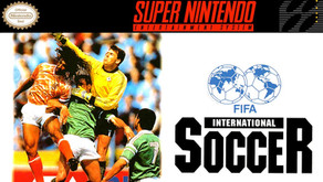 FIFA International Soccer (SNES) Review